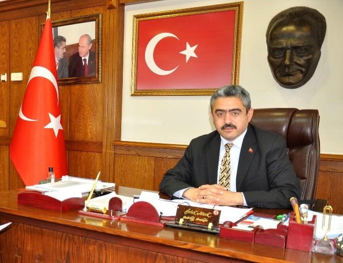 """Başkan Alıcık'dan """"3 Mayıs Türkçülük Günü"""" Mesajı"""
