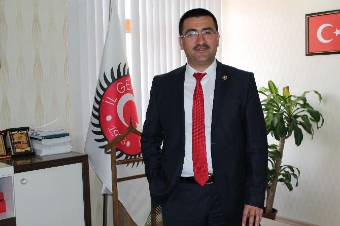 İGM Başkanı Mahmut Peşin, Kop Eylem Planını Değerlendirdi