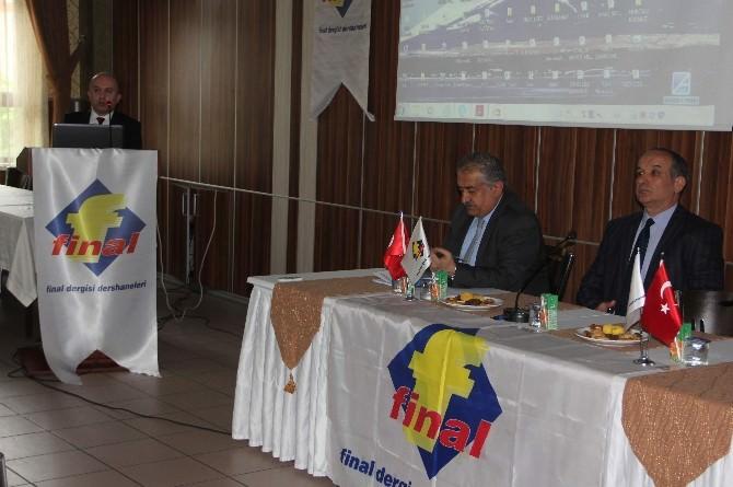 Karabük'te Final Temel Liseleri İlk Adımı Attı
