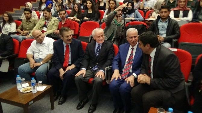 RTÜK Başkanı Dursun Kırıkkale'de