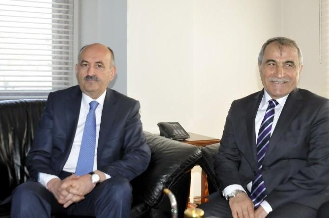 Bakan Müezzinoğlu Yalova'da Hastane Açtı