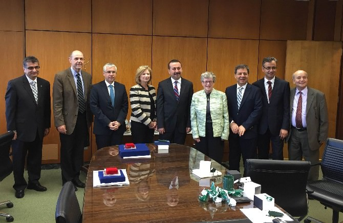 Selçuk, Michigan Eyalet Üniversitesi İle İşbirliği Anlaşması İmzaladı