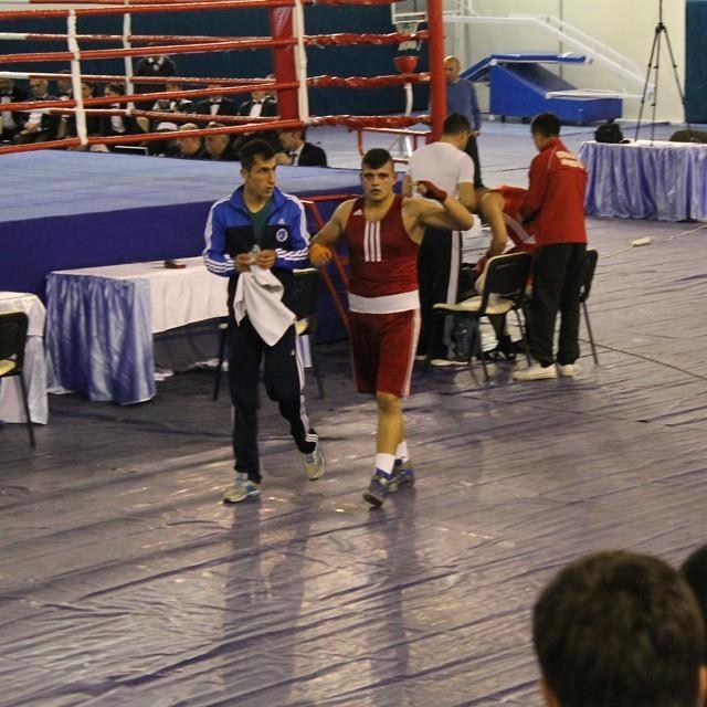 Üniversiteler Arası Türkiye Boks Şampiyonası