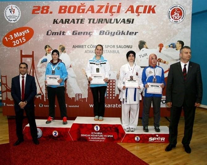 Yalovalı Karatecilerden Büyük Başarı