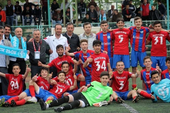 Kıbrısçıkspor Yalova'da Penaltılarla Güldü