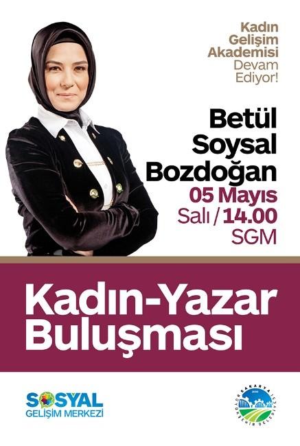 Yeni Türkiye'nin Kadınları SGM'de Konuşulacak