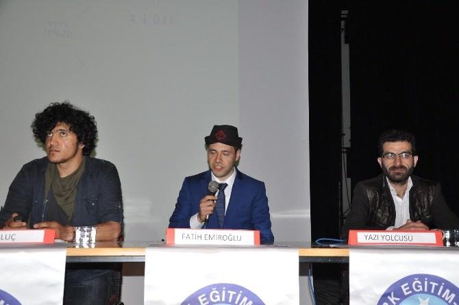 Yerköy'de Türk Harflerinin Öyküsü Konferansı Verildi