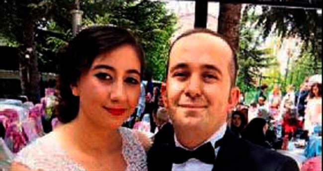 Isparta'da yeni bir evlilik mutluluğu