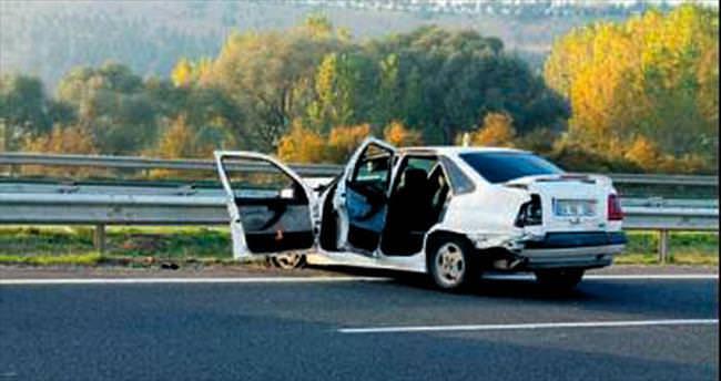 Çevre Yolu'nda kaza: 2 ölü