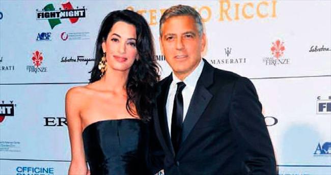 George Clooney baba olmaya hazır
