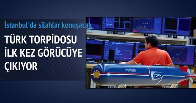 Yeni silahlar İstanbul vitrininde