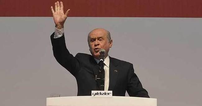 MHP'nin vaadettiğini AK Parti yaptı