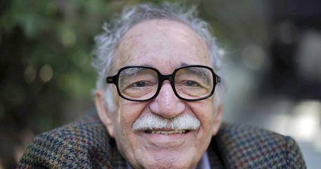 Gabriel Garcia Marquez'in kitabı çalındı