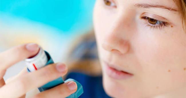 Astımlı hastaların yüzde 40'ı obez