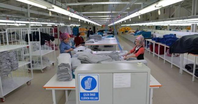 Fabrika var işçi yok