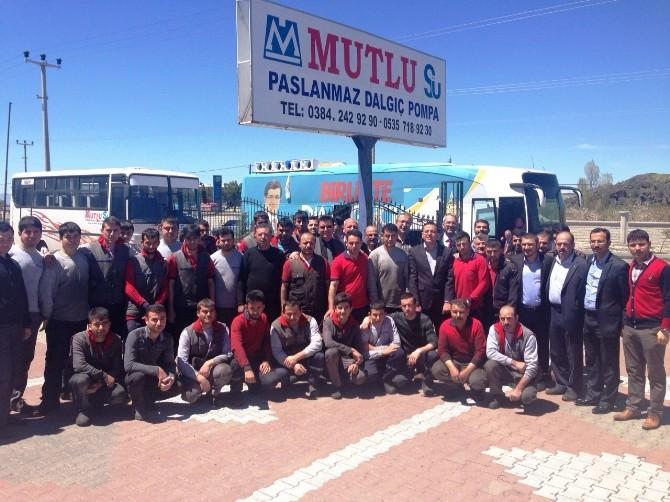 AK Parti Milletvekili Adayları Nevşehir'in Sanayi Yatırımları İle Daha Da Gelişeceğini Söyledi