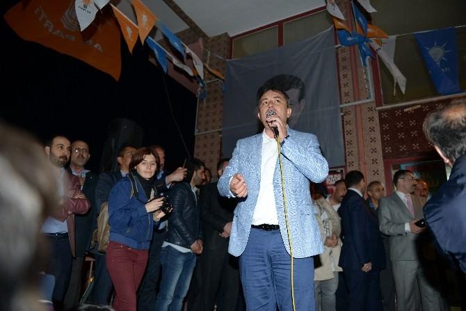 AK Parti Ulukavak Skm'ye Görkemli Açılış