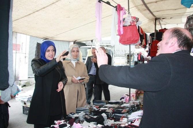 AK Parti Milletvekili Adayları Köseoğlu Ve Tosun'dan Maçkalılar Derneği'ne Ziyaret