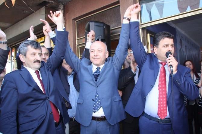 AK Parti'den Kozlu'da Gövde Gösterisi