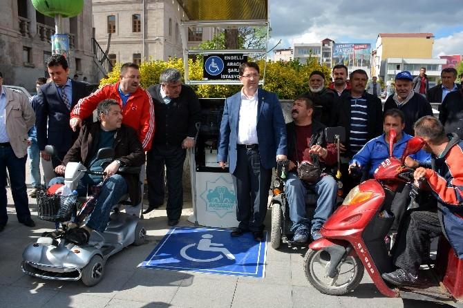 Aksaray'da Engelsiz Yaşam İçin Tüm Engeller Kalkıyor