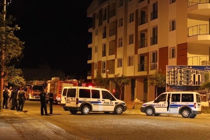 Aydın'da Polis, İtfaiye Ve 112 Acil Servis Ekipleri Çılgın Aşık İçin Seferber Oldu