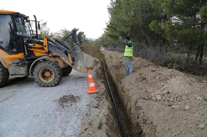 Hisarköy Ve Kabaağaç'ın İçme Suyu Sorunu Giderildi