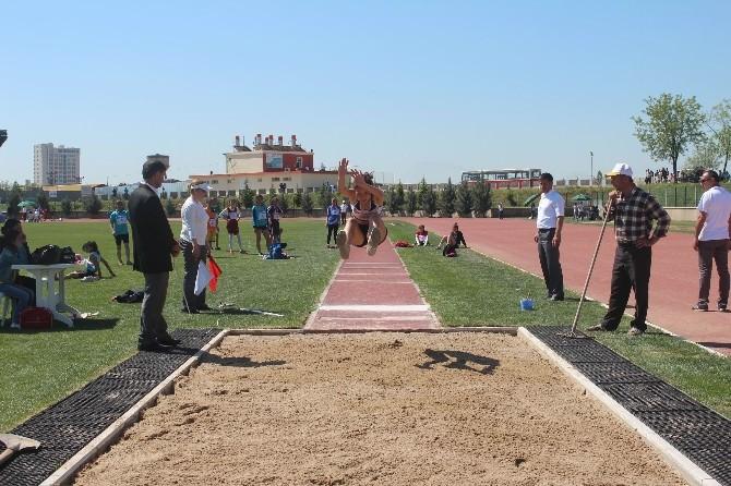 Atletizmde Diyarbakır'ın Gururu Oldular