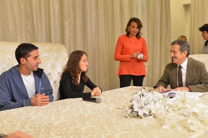 Tepebaşı'nda Yeni Evlenecek 29 Çift 5 Mayıs Tarihini Seçti