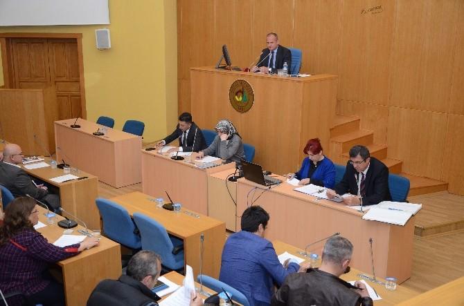 Düzce Belediye Meclisi, Mayıs Ayı İlk Oturumunu Gerçekleştirdi