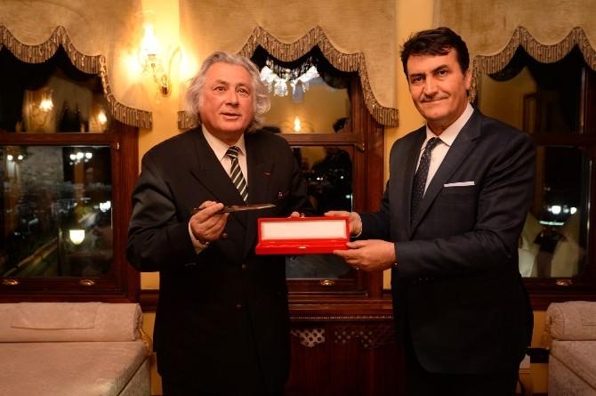Fransız Senatör Lorgeux Bursa'ya Hayran Kaldı