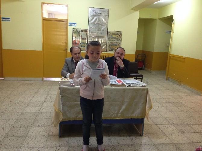 İbrahim Tığ, Köy Çocuklarıyla Buluştu