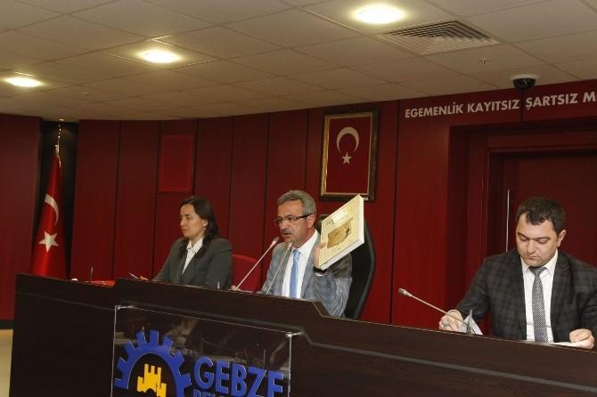 Gebze Belediyesi Mayıs Meclis Ayında İlk Oturum Yaptı