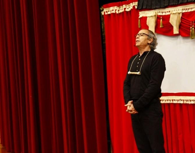 Gelenekten Geleceğe Karagöz İsimli Tiyatro Düzenlendi