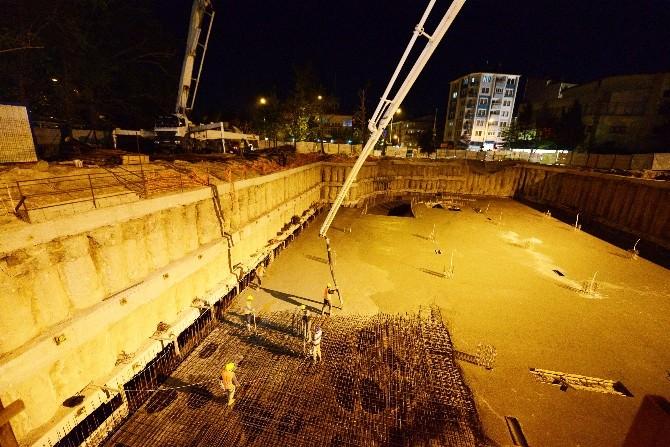 Isparta'da Üçüncü Otoparkın Yapımı Başlıyor