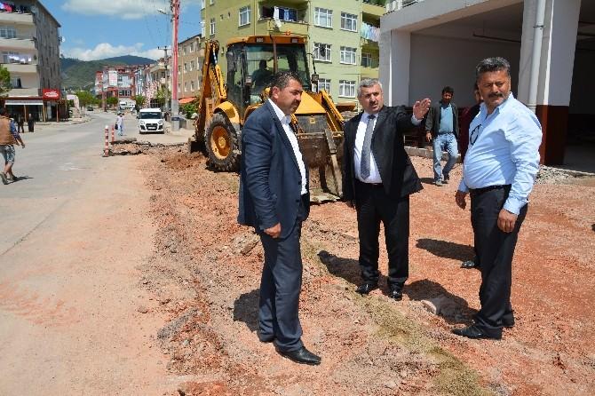 Başkan Baran Projeleri Yerinde İnceledi