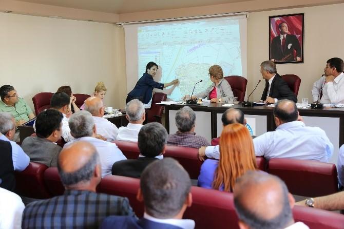 Mezitli Belediyesi Meclis Toplantısı Yapıldı