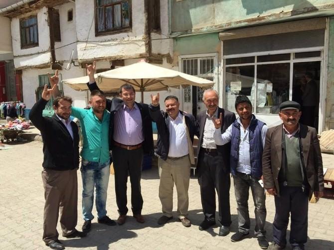 MHP Afyonkarahisar 1. Sıra Milletvekili Adayı Parsak'ın Seçim Çalışmaları