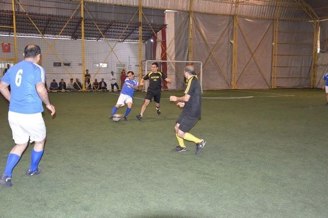 Motaş'tan Birimler Arası Futbol Turnuvası