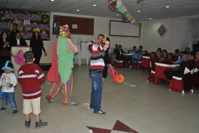 Kırıkhan MYO Öğrencileri Engellileri Eğlendirdi