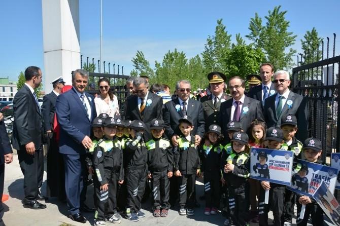Sakarya'da Trafik Haftası Kutlandı