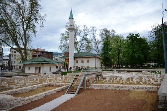 Saraybosna'daki Tarihi Müslüman Mezarlığı Gün Yüzüne Çıktı