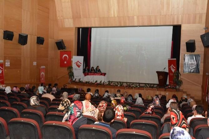 Bakıcı Eğitim Toplantısı Yapıldı