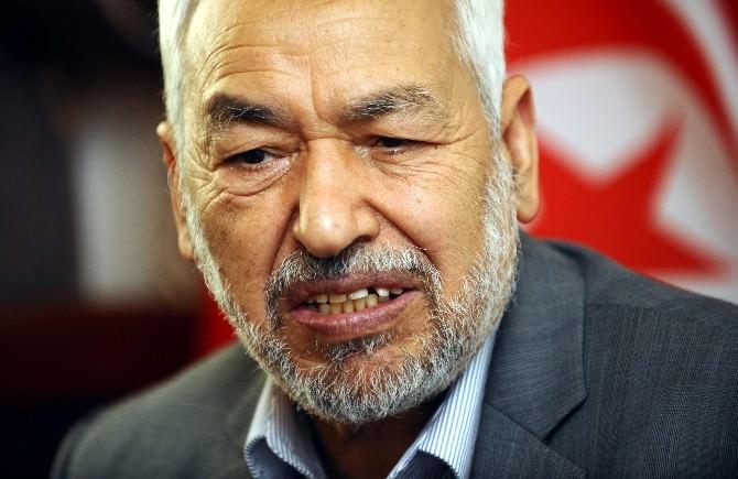 Tunuslu Yazar Raşidel Gannuşi Kitap Fuarına Katılıyor