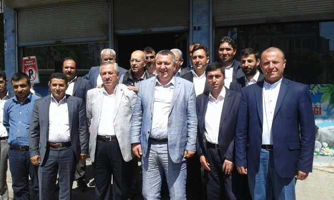 Türkiye Süt Üreticileri Batman'da Bir Raya Geldi