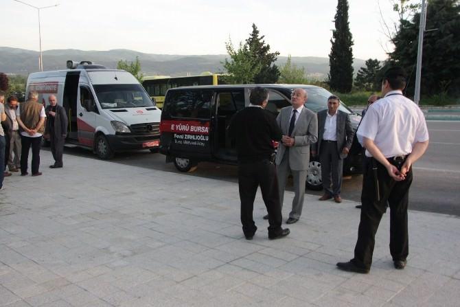 Uludağ Üniversitesi Milletvekili Adayının Aracını Kampusa Sokmadı