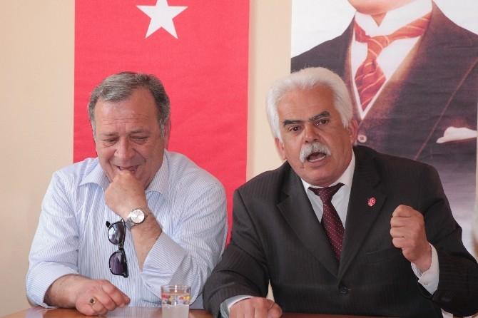 Vatan Partisi Muğla Vekil Adaylarından CHP'ye Eleştiri