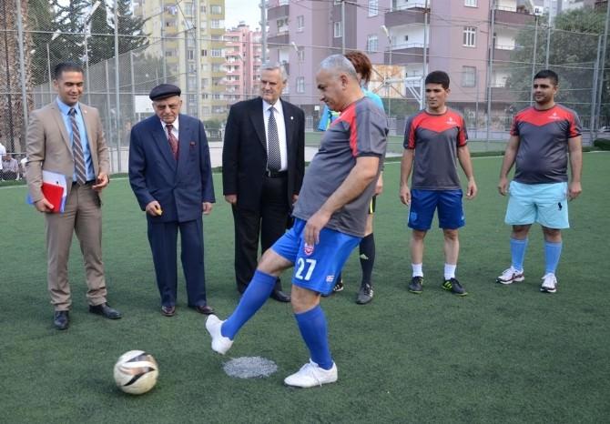 Orhan Demir Futbol Turnuvası
