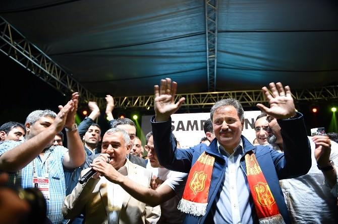 Yeni Malatyaspor'da Şampiyonluk Sevinci Sürüyor