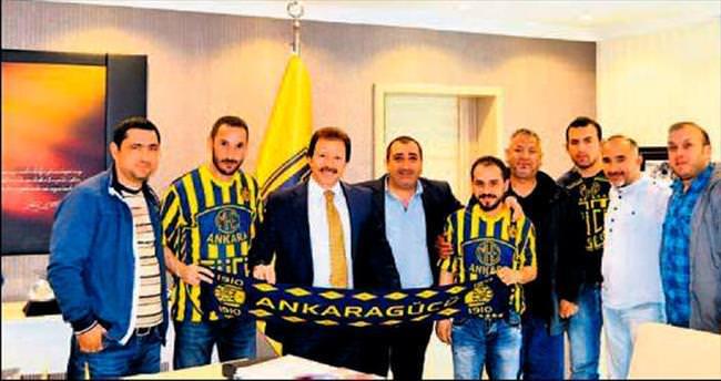 'Yolunda AŞ' ekibi Ankaragücü'nde