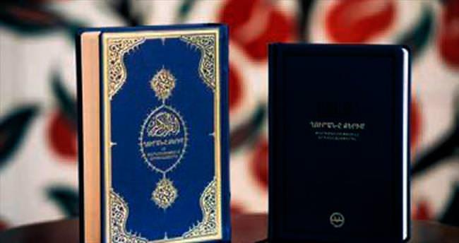 Diyanet'ten Ermenice Kuran-ı Kerim